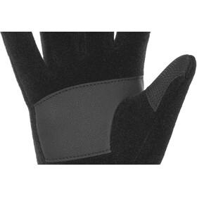 Zanier Gloves E-Comfort Gloves Juniors Black